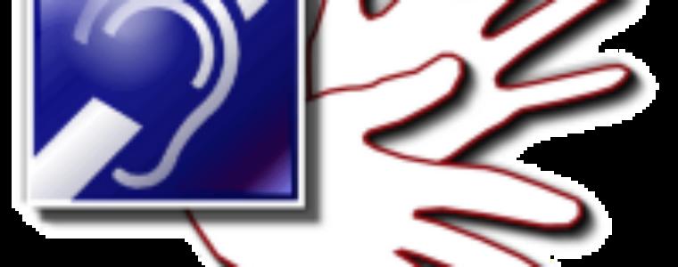 Logo pour sourds et malentendants