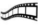 Pellicule Photo pour logo Vidéo
