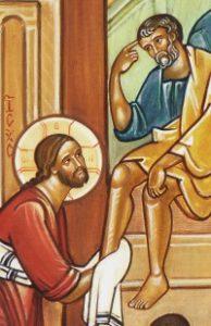 Jésus serviteur