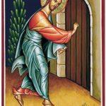 Jésus frappe à la porte
