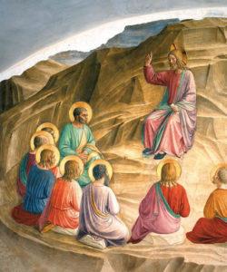 Les béatitudes de Fra Angelico