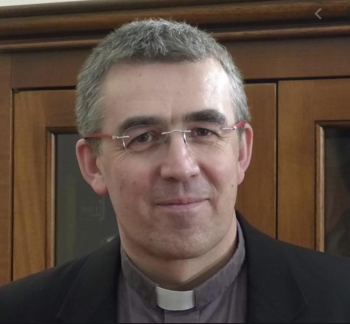 Mgr Alexandre Joly